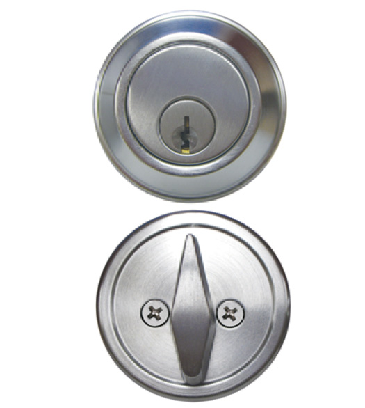 Standard Commercial Deadbolts