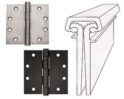 Global Commercial Door Hinges
