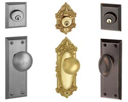Grandeur Entry Door Lock Sets