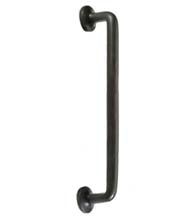 15 Inch Traditional Style Solid Cast Bronze Appliance Pull, Hamilton AP-111.15