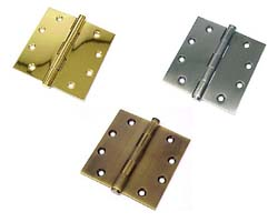 Deltana Hinges