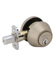 Single Cylinder Dexter Deadbolt, Schlage JD60