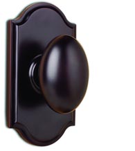 Julienne Knob With Premiere Rose, Weslock 1700J