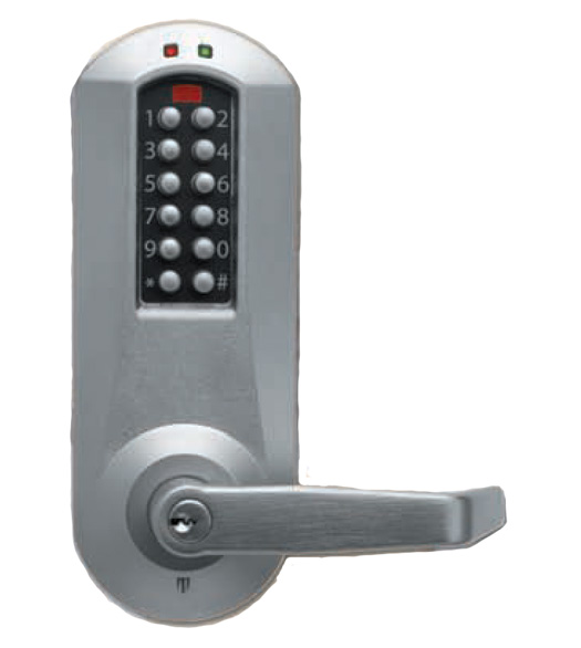 KABA E5231 Electronic Pushbutton Lock
