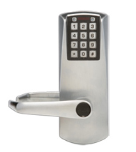 E-Plex Electronic Pushbutton Lock, KABA E2031