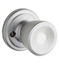 Abbey Door Knob Set, Kwikset A
