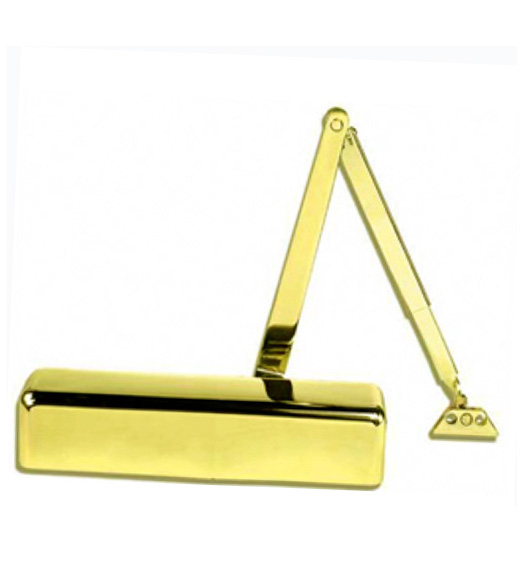 LCN P4041 Polished Brass Super Smoothee Grade 1 Door Closer  sc 1 st  Doorware.com & LCN P4041 Polished Brass Super Smoothee Grade 1 Door Closer ...