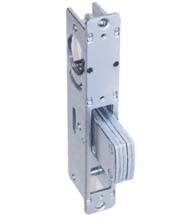 Storefront Door Mortise Lock Deadbolt Body, TH1101