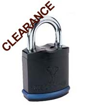 Mul-T-Lock #14 E-Series Extra Heavy Duty Padlock With 9/16 Shackle