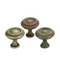 Beau Simple Vintage Cabinet Knob, Omnia 9141