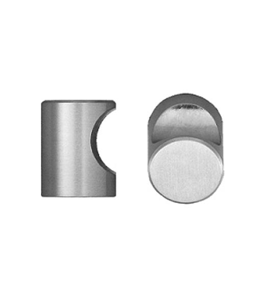 Modern Kitchen Knobs contemporary stainless steel cabinet knob, omnia 9153 - doorware