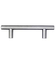 1/2 Inch Diameter Stainless Steel Cabinet Pull, Omnia 9465