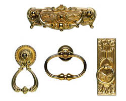 Omnia Decorative Collection Cabinet Drop Pulls