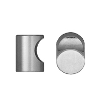 Contemporary Stainless Steel Cabinet Knob Omnia 9153  sc 1 st  Doorware.com & Stainless Steel Cabinet Hardware | Omnia Cabinet Hardware - Doorware.com