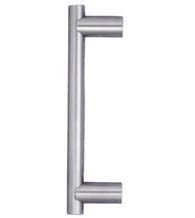 Modern Round Stainless Steel Appliance Pull, Omnia AP-721