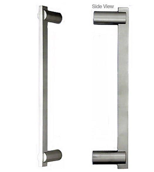 Modern Rectangular Appliance Pull