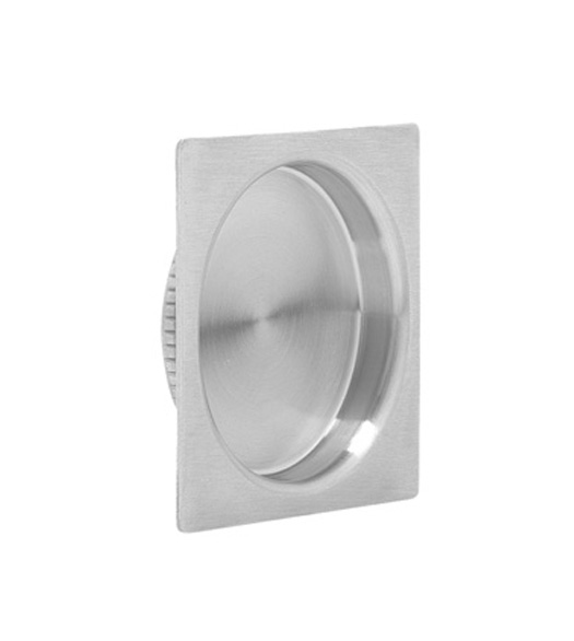 Stainless Steel Square Flush Pull