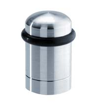 Stainless Steel Dome Top Door Stop, Omnia 7602