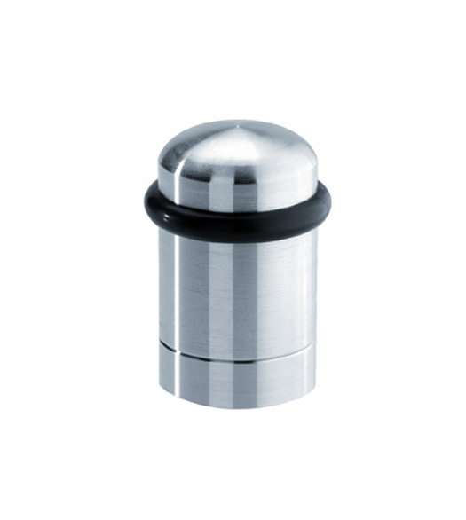Lovely Contemporary Stainless Dome Top Door Stop