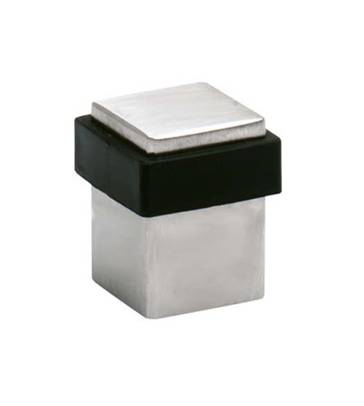 Genial Square Stainless Steel Door Stop