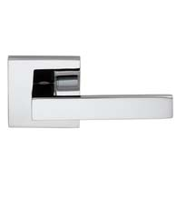 Square Door Levers, Omnia 930SQ