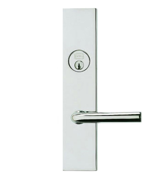 Contemporary Lever Lockset