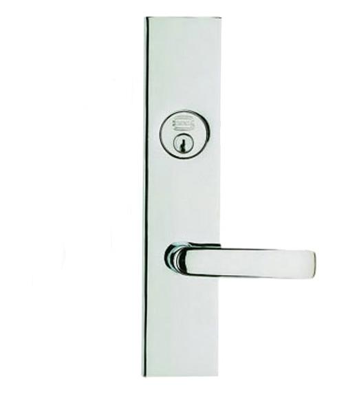 Modern Door Lever Entry Lockset