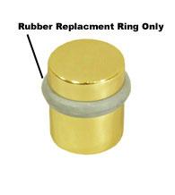 Replacement Rubber Door Stop Ring Deltana Ufb4505rub