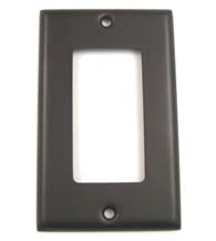Rocker Light Switch Plate Rusticware 784-ORB