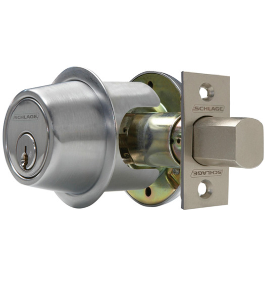 Grade 2 Commercial Single Cylinder Deadbolt