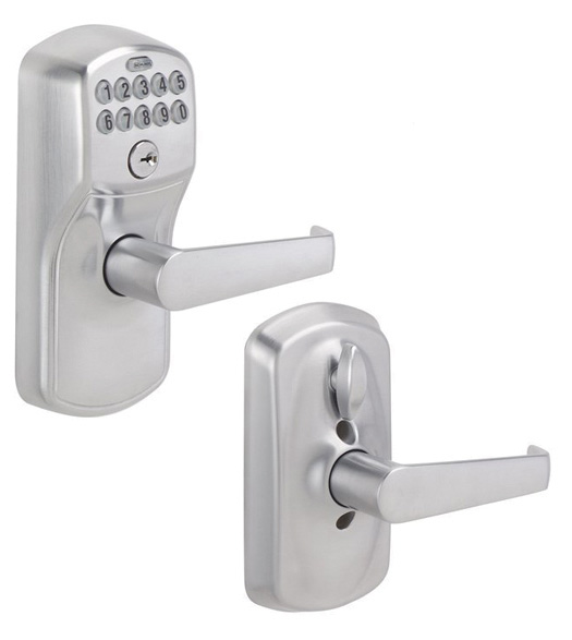 Plymouth Keypad Entry Lock