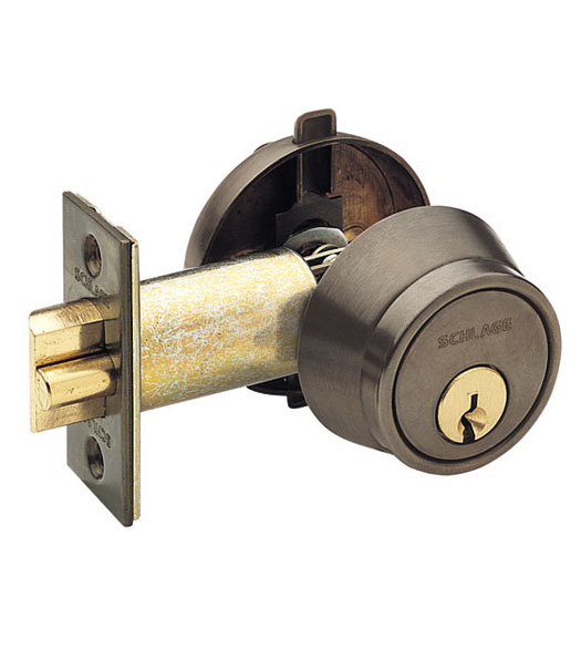 Gate Lock Single Cylinder Schlage B250pd Doorware Com