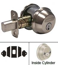 Double Cylinder Maximum Security Grade 1 Deadbolt Schlage B62