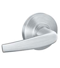 Athens Grade 1 Commercial Door Lever, Schlage ND-ATH