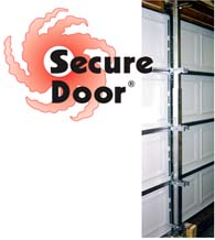 Secure Door Residential 7-Foot Garage Door Hurricane Brace