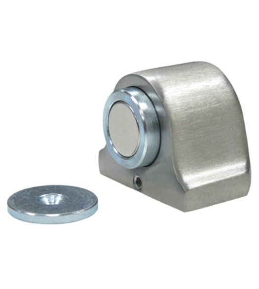 Stainless Steel Magnetic Dome Door Stop, Deltana DSM125U32x