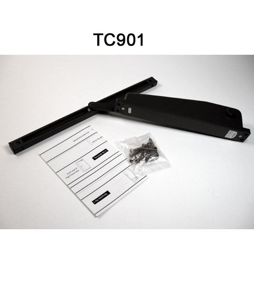 Low Profile Residential Door Closer