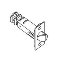 Keyed Entry Function Door Knob Latch for Weslock