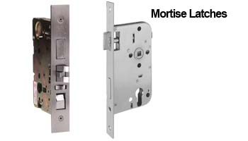 mortise latch