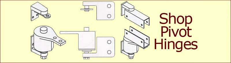 Types Of Pivot Hinges Doorware Com