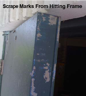 How To Fix A Sagging Door >> How To Fix A Sagging Door Doorware Com