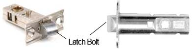 tubular latch