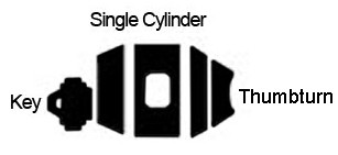 Baldwin Single Cylinder Diagram