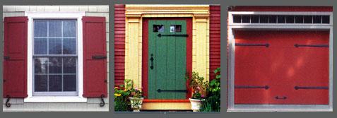 & Fancy Tip Warwick Iron Dummy Strap Hinge Acorn WIEBP - Doorware.com