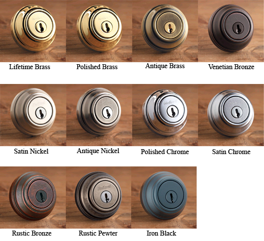 Kwikset Hardware Finish Colors Doorware Com