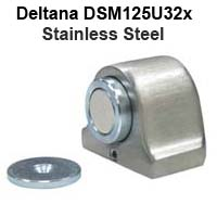 Deltana Stainless Steel Magnetic Door Stop